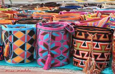 Mochila Wayuu bag borse ed accessori