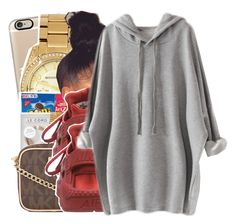 """Watch how I run up them bandz thumbing through a 100 grand‼️"" by ayeeitsdessa ❤ liked on Polyvore featuring Casetify, Michael Kors and NIKE"