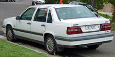 Volvo 850 SE Sedan White