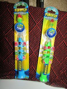 Heck of A Bunch reviews Firefly Ready Go Brush