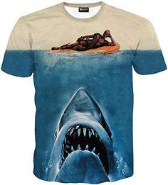 PBZ Unisex Hipster Street Fashion 3D Shark Print Crew Nec... https://www.amazon.com/dp/B01F73M4DK/ref=cm_sw_r_pi_dp_6KBHxbWMDH34Z