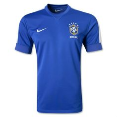 51d9633a7 Brazil away jerseys- 2013-2014 brazil away football jerseys designed with  unique style and