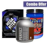 Buy weight gainer combo @ Rs 9999 only save Rs 2000