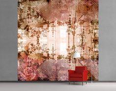 Vlies FotoTapete Tapete Old Grunge Blume Pflanze Alt Dreck Natur | eBay