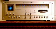 """Marantz - 2130 Vintage Tuner"" !...  http://about.me/Samissomar"