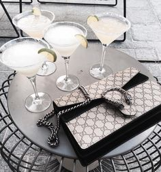 Gucci Dionysus and cocktails