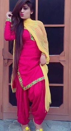 Custom made at Royal Threads Boutique.To order whatsapp@ salwar suit, patiala suis , party wear punjabi suits , international delivery available Punjabi Salwar Suits, Punjabi Dress, Designer Punjabi Suits, Indian Designer Wear, Pakistani Dresses, Indian Dresses, Indian Outfits, Salwar Kameez, Patiala Suit Designs