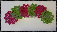 LEOs Crochet Coasters (Heklede Glassbrikker NOR SUB)