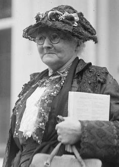 Mother Jones at the White House in Washington DC, 1924. Labor leader Mother Jones was known as a radical union organizer who fought to organize miners. In her later years she also worked for child labor reform. She was sometimes known as the Mother of All Agitators.