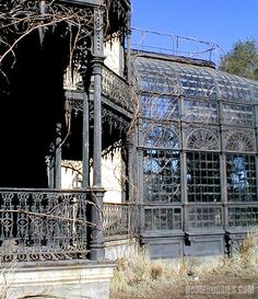 DoomBuggies > Explore the history and marvel at the mystery of Disney's Haunted Mansion attractions! www.steampunktendencies.com