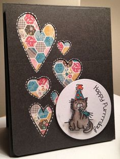 Paperie Petals: Sweet 'n Sassy Release Celebration - LOL Cats