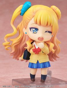 Crunchyroll - Good Smile Company Judges a Book by Its Cover with Nendoroid Galko