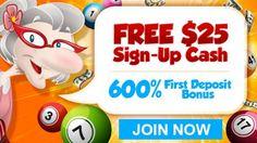 USA bingo sites, Australian bingo sites and bingo promotions for new bingo players. No deposit bingo and bingo for money. Play Bingo Online, Play Online, Bingo For Money, Bingo Bonus, Bingo Sites, Usa, Australia, Free, U.s. States