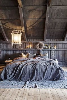 Sublime Tips: Attic Interior Apartment Therapy attic before and after country living.Attic Interior Design attic before and after country living. Interior Exterior, Interior Design, Interior Stylist, Luxury Interior, Room Interior, Home And Deco, My New Room, Beautiful Bedrooms, Beautiful Homes