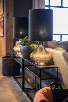Continental lodge - B&B Studio interior architects / bandbstudio.no / Nin . - Continental lodge – B&B Studio interior architects / bandbstudio.no / Nin … – Continental Cabin – B&B Studio Interior Architects / bandbstudio.no / Nin… – # – Table Decor Living Room, Home Living Room, Living Room Designs, Decor Room, Black Sofa Living Room Decor, Sofa Table Decor, Decorating Coffee Tables, B & B, Home Interior Design