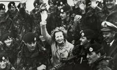 """Margaret Hilda Thatcher, Baroness Thatcher, LG, OM, PC, FRS 13 October 1925 – 8 April 2013 - was the longest-serving British Prime Minister of the 20th century and is the only woman to have held the office. A Soviet journalist called her the """"Iron Lady"""", a nickname that became associated with her uncompromising politics and leadership style. As Prime Minister, she implemented policies that have come to be known as Thatcherism."""
