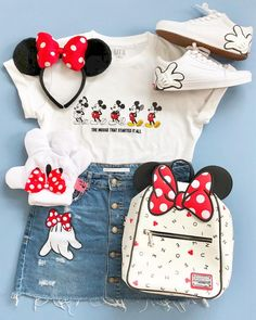 Cute Disney Outfits, Disney World Outfits, Disney Themed Outfits, Disneyland Outfits, Disney Clothes, Disney Day, Disney Trips, Disney Movies, Teen Fashion Outfits