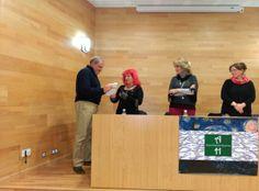 ASOC. HÉRCULES DE LAS ARTES Y LAS LETRAS: REVISTA HÉRCULES CULTURAL: Pilar Pintor preside la presentación del número di...