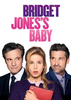 Bridget Jones's Baby (2016) - When perennially single Bridget finds herself pregnant at age 43, she has to figure out if she's ready for motherhood -- and who the baby's father is.
