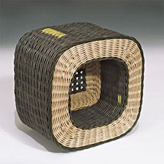 double reed baskets   Kari Lonning - The Art of Basketry: Double-Wall Constructions