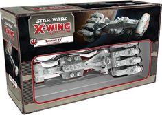Star Wars X-Wing - Tantive IV - zestaw dodatkowy   Gry figurkowe \ Star Wars: X-Wing   Tytuł sklepu zmienisz w dziale MODERACJA \ SEO