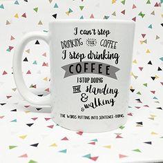 Gilmore Girls Quote 11 oz Coffee Mug
