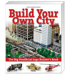 This book addresses all LEGO enthusiasts from 6 years up who are looking for a real challenge: why not build a complete town out of LEGO bricks