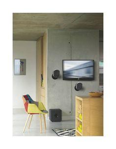 Bird + Cub3 subwoofer Home Cinemas, Bird, Decor, Decoration, Birds, Decorating, Deco