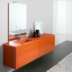 $6372 Azzurra Made 10 Vanity Set Oak Bathroom, Bathroom Sink Vanity, Vanity Set, Bathroom Furniture, Bathroom Interior, Bathrooms, Sinks, Kitchen And Bath, Modern Lighting