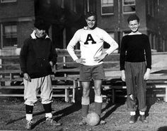 George H.W. Bush as a student at Phillips Academy in Andover, Massachusetts. Handout George H.W. Bush Presidential Library