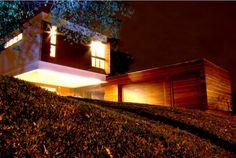 Architektur : Casa Haack von 4D Arquitetura ( 8 Bilder ) Style At Home, Mansions, House Styles, Home Decor, Arquitetura, Architecture, House, Pictures, Decoration Home