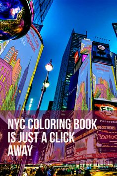 This coloring book provides hours of relaxation, mindful calm, and fun while creating your own version of NYC. Inside the book you will find 49 single sided coloring pages of original drawings; moderate to complex in detail. The book includes many famous landmarks, like the Empire State Building, Flatiron Building, Manhattan Bridge, Washington Square Park, The Statue of Liberty, and more. Suitable for all ages.