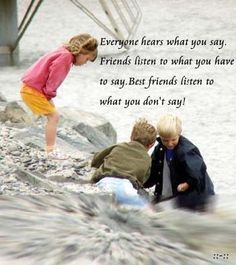 Powerful Friendship Quotes | Friendship Quote Quote Picture - Quote Photo #22566