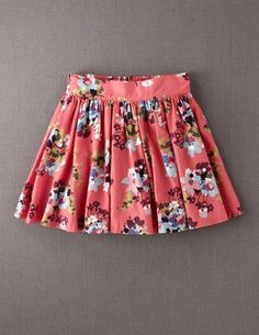 Full Skirt by Johnnie B