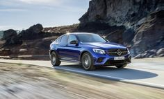 """2017 Mercedes-Benz GLC Coupe """"Hot And Cool"""""""