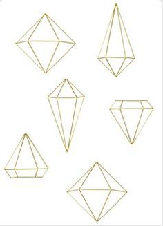 himmeli shapes