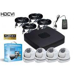HD video observatie en opname set doe het zelf
