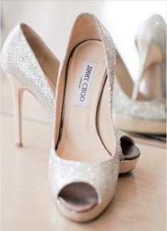 Glitter  Jimmy Choo Shoes