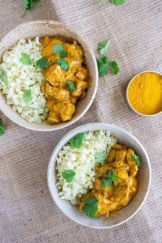 This keto butter chicken recipe uses simple flavors and minimal ingredients to recreate you favorite Indian take-out!