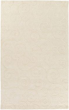 Brilliantly blending a look that will redefine trend in your space, while maintaining a sense of natural charm, this radiant rug made in India is everything you've been searching for and so much more! Hand tufted in 100% wool, the chic abstract...