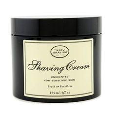 Sensitive skin care shaving cream The Art Of Shaving Day Care Shaving Cream - Unscented For Sensitive Skin