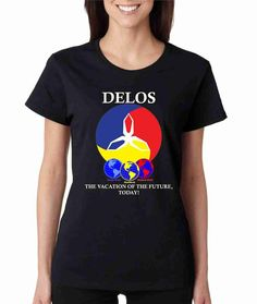 Women's T Shirt Delos Westworld Cool Stuff Popular Shirt #womensfashion #westworld #tvshow #tvseries #womensclothing