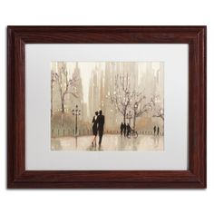 Found it at Wayfair.ca - 'An Evening Out Neutral' by Julia Purinton Framed Painting Print
