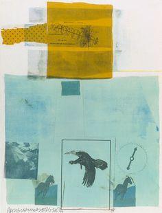 Rauschenberg. El arte de Robert Rauschenberg siempre fue una inclusión reflexiva. El haber trabajado con un amplio abanico de temas, estilos, materiales y técnicas le hizo merecer el calificativo de precursor de prácticamente todos los movimientos de la posguerra, desde el expresionismo abstracto americano. Y, sin embargo, supo mantener su independencia de cualquier afiliación concreta.