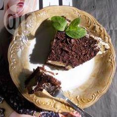 Zdjęcie do przepisu: Tarta a'la tiramisu - http://allrecipes.pl/przepis/10417/tarta-a-la-tiramisu.aspx