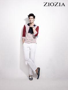 Kim Soo Hyun (김수현) for ZIOZIA #31 #KimSooHyun #SooHyun #ZIOZIA