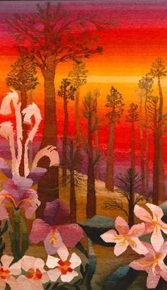 Linda Weghorst, For the Pines, Flora