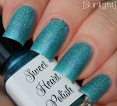 Sweet Heart Polish O'Connell