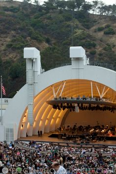 One of my favorites for a summer concert. Hollywood Bowl