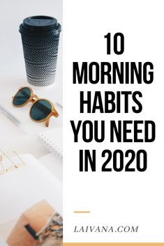 10 morning habits you need in 2020 10 things to add to your morning routine to increase your productivity and well-being throughout the day. Improve your whole day with these morning habits. Good Habits, Healthy Habits, How To Better Yourself, Improve Yourself, Finding Motivation, Morning Motivation, Health Motivation, Morning Habits, Early Morning Workouts